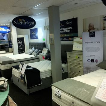 Showroom beds