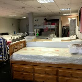 Beds Showroom